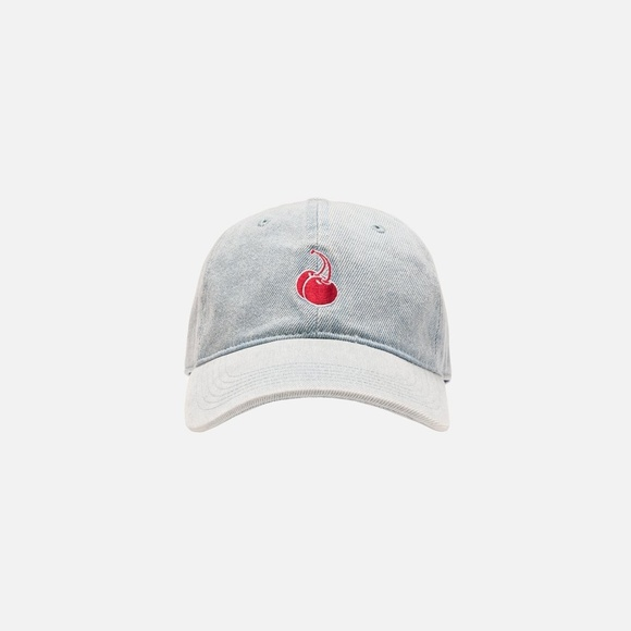 KITH X COCA-COLA Cherries Cap Light Blue 82371b8f7d02