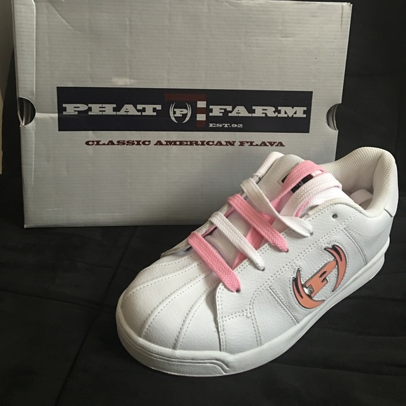 black and pink phat farms