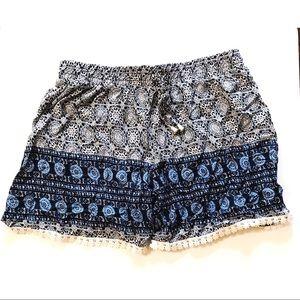 Pants - Bohemian Shorts