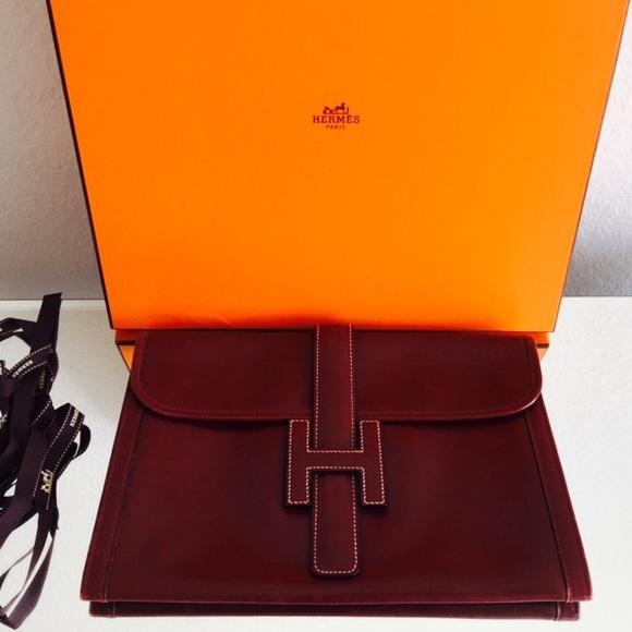 d779d3ed300f Hermes Handbags - Hermes Clutch
