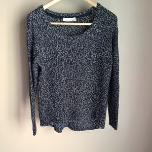 RD style elbow patch sweater