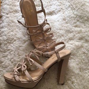 Kate Spade Heels 6.5