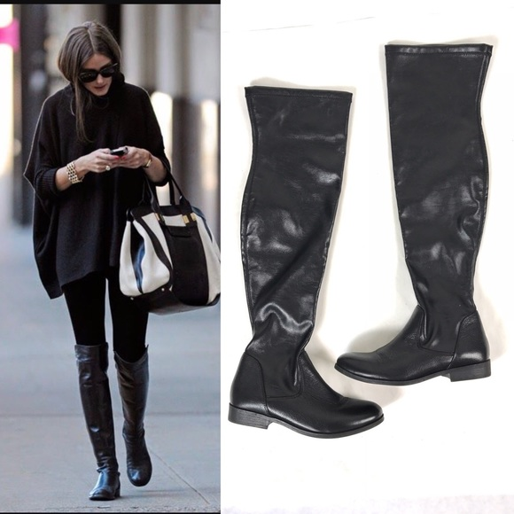 f74d911216c ... Slim over the knee boot. M 598e1bfd4e8d17a6c2093b61