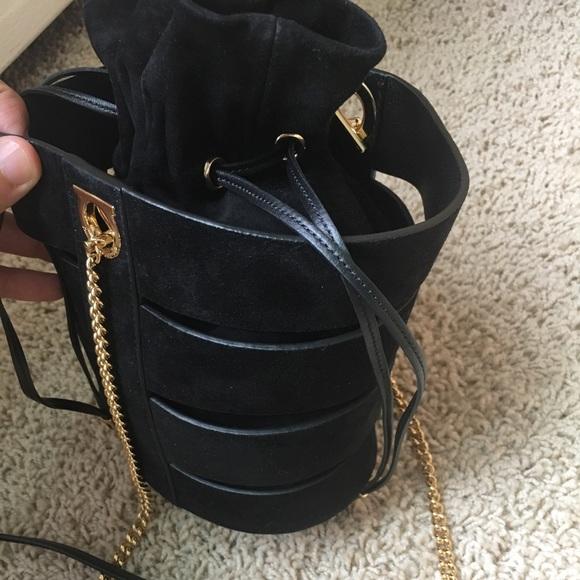 5a073e9ba8 Salvatore ferragamo bucket bag