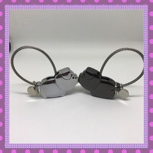 🐷ADORABLE Two-Piece Piggy Keychains🐷