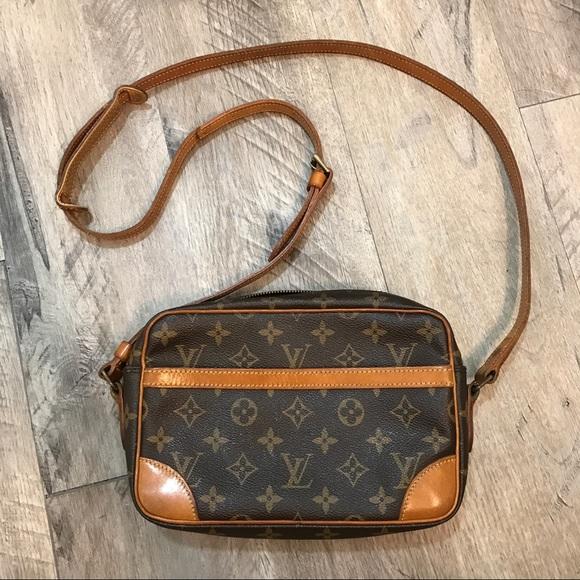 109e14194837 Louis Vuitton Handbags - Authentic Vintage (1980 s) Louis Vuitton