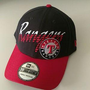 Other - New era Texas rangers hat cap Sz S