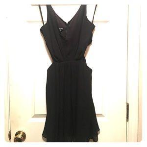 Bebe simple summer dress.