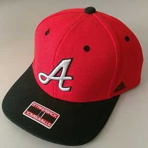Other - Adidas Red Black hat cap new