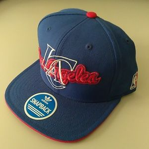Other - Adidas Los Angeles clippers hat cap