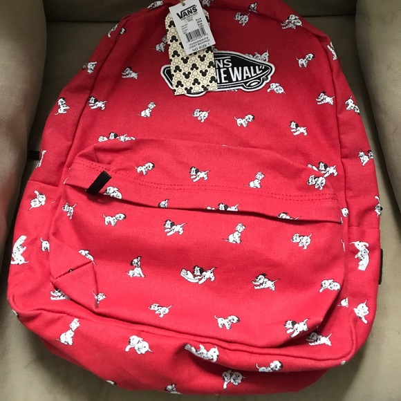 28508deaf6c 101 Dalmatians Disney Backpack 🎒. M 598e3a80a88e7d0dbc09d1bd. Other Bags  you may like. Vans Backpack