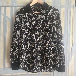 Catherine Malandrino Button-down shirt