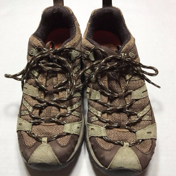 merrell shoe lace size usage