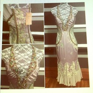 $75 if bundled. Mandalay Jeweled Dress to die for.