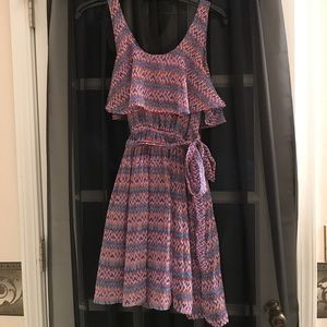 Dresses & Skirts - Multi color baby doll dress