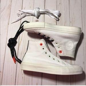 NEW Converse (Size 4Y) Water Repellent Hi Tops