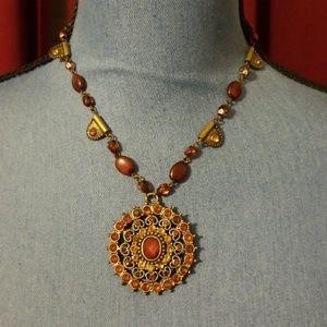Bijoux Turner Earthy Necklace