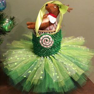 Lil Elf tutu Dress