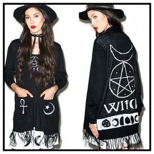 ❤️Rat baby witch cardigan❤️