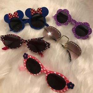 Other - Baby girls sunglasses bundle.