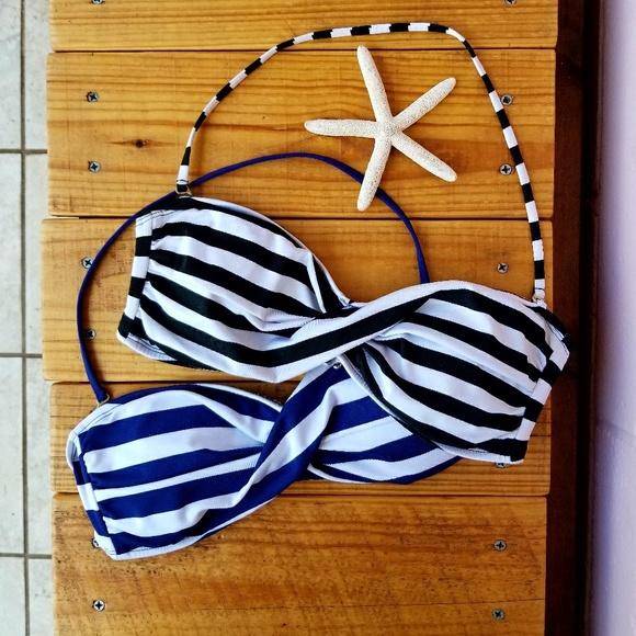 Mossimo Supply Co Other - mossimo • striped kini bundle
