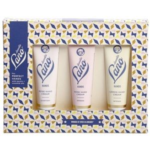 Lano Hand Cream Trio (3 pack)