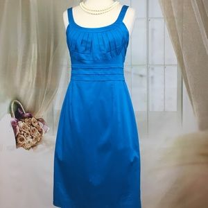Calvin Klein Royal Blue Sleeveless Dress