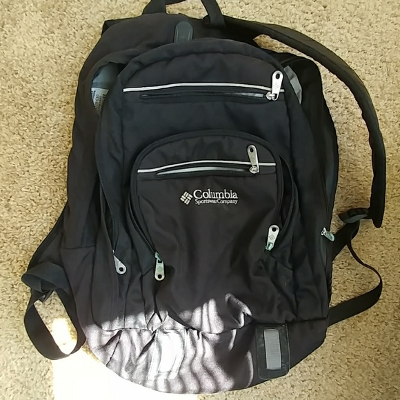 0db58737b1 Columbia Other - Columbia backpack- Back to School! 5-pockets!