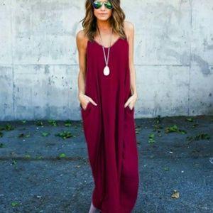 Maxi harem dress #009