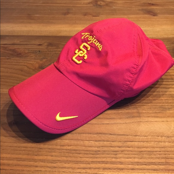 USC Nike Running tennis hat edd59d91d03