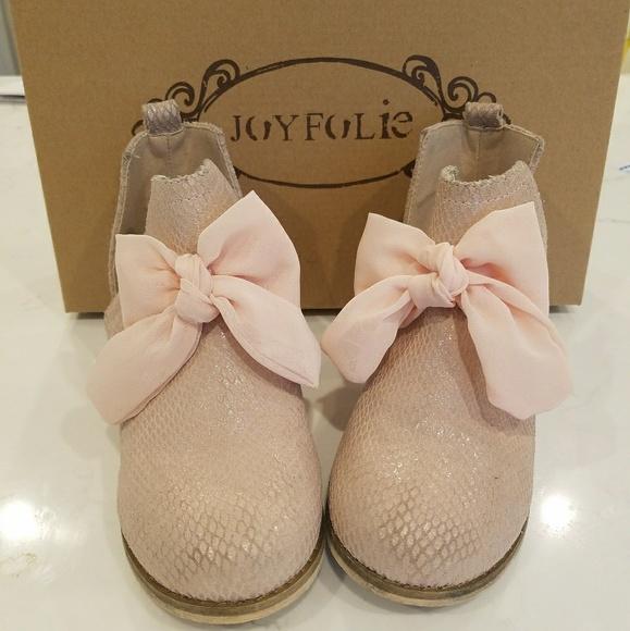5097901aea7c joyfolie Other - Joyfolie Collette boots in blush 12