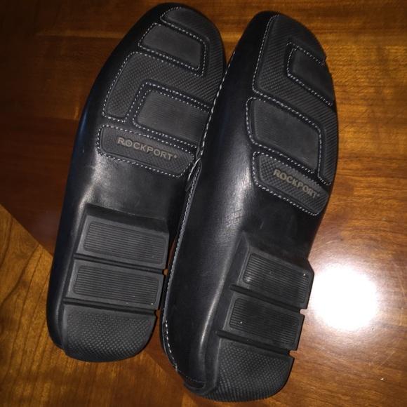 65% Off Rockport Other - Rockport Adiprene By Adidas Menu0026#39;s Black Loafer 7m From Lyndau0026#39;s Closet ...