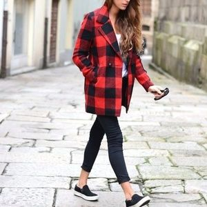 Buffalo Plaid Jacket