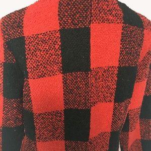 Topshop Jackets & Coats - Buffalo Plaid Jacket