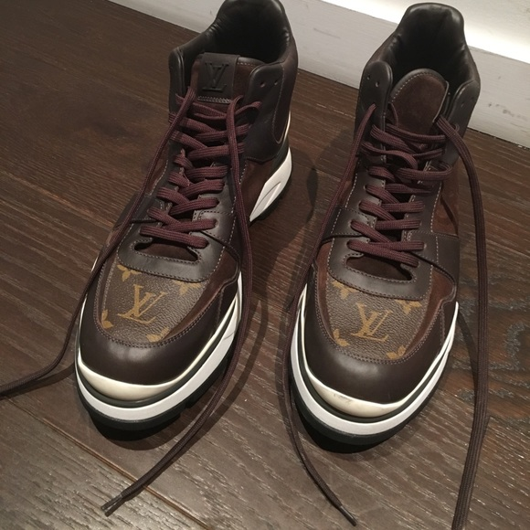fe407c9244a7 Louis Vuitton Other - Authentic Worn Once Louis Vuitton Sneakers
