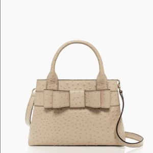 NWOT Kate Spade Charm City Bow Bag