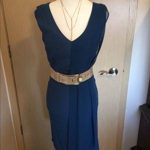 Antonio Melani Dress w/Belt Sz 0 - NWOT