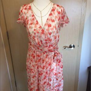 Max Studio (MSSP) Chiffon Dress