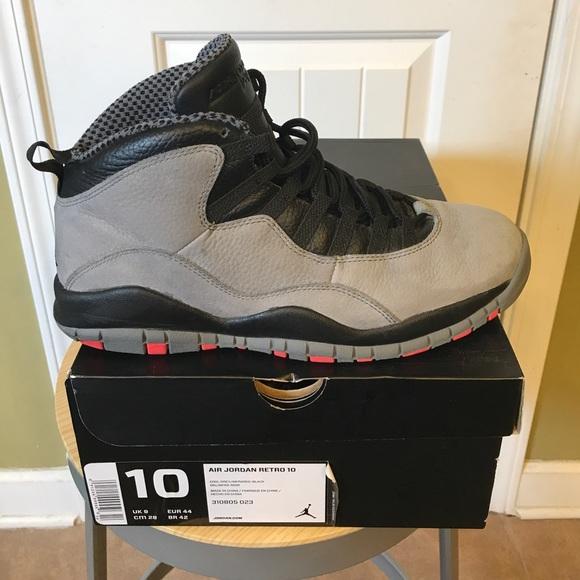 7c62fa1803b9be Air Jordan Other - Jordan Retro 10