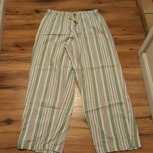 Charter Club Lounge Pants Pajama Bottoms