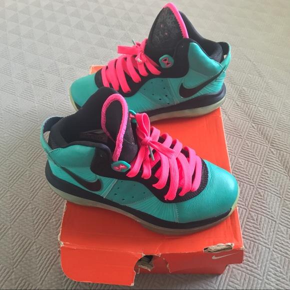 Nike Shoes   Nike Lebron 8 South Beach