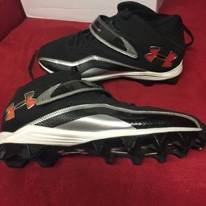 Other - Under armor football cleats