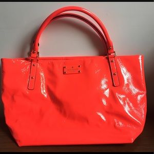 Women's Kate Spade Small Red Handbag on Poshmark