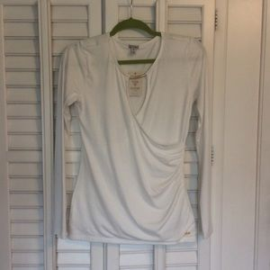 NWT Guess Keyhole Top