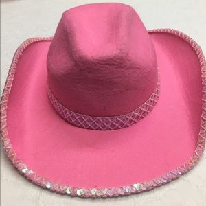 Accessories - Costume Cowgirl Hat