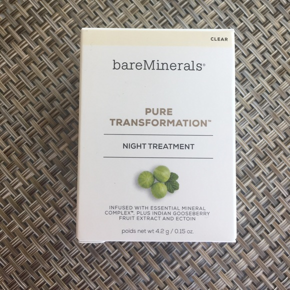 bareMinerals Makeup - BareMinerals Pure Transformation Night Treatment