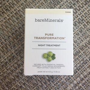 bareMinerals Makeup - BareMinerals Pure Transformation Night Treatment