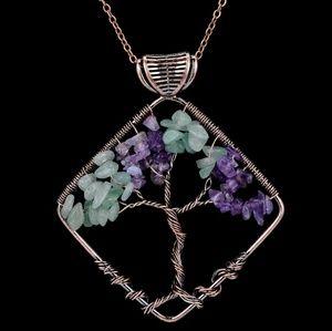 Jewelry - T12  NEW.  Tree of Life  Bronze Necklace