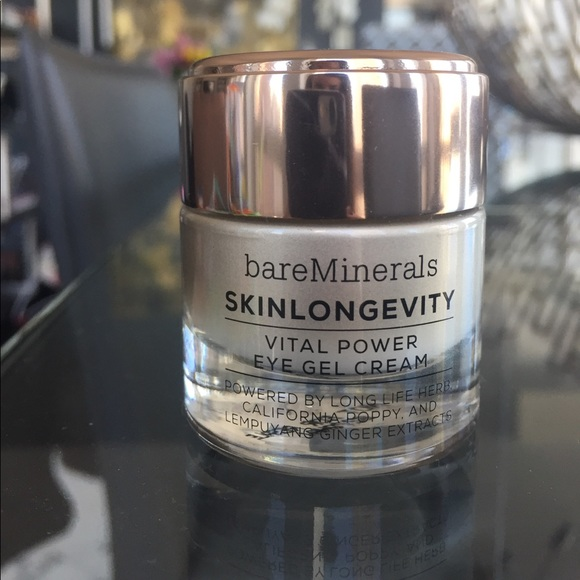 bareMinerals Makeup - BareMinerals Skinlongevity Vital Power Eye Cream