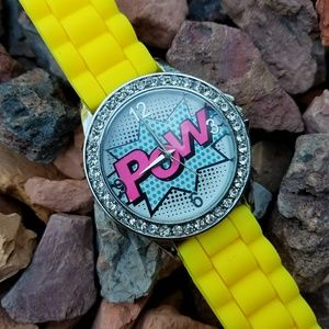 Crystal Cartoon Watch
